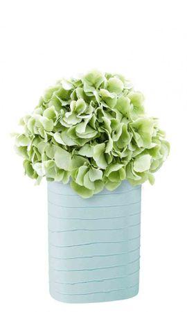 Vase BLUE LINES -L-