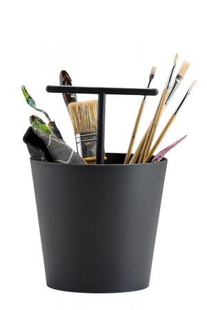 Geschirrspülset BUCKET 4-tlg schwarz – Bild 2