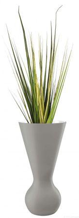 Vase MATCH -L- graphit matt
