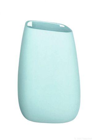 Vase AQUA BLUE -L- aqua