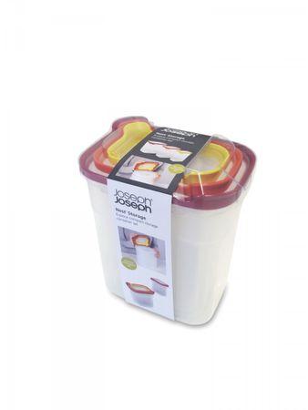 JosephJoseph Nest Storage Hoch Lebensmittelaufbewahrungs Set 3-teilig – Bild 4