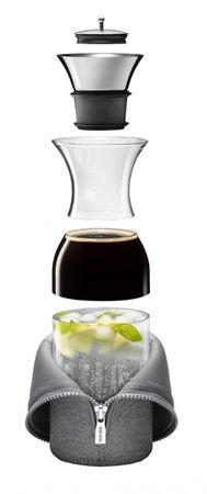 Kühlschrank-Karaffe 1,0L rose – Bild 2
