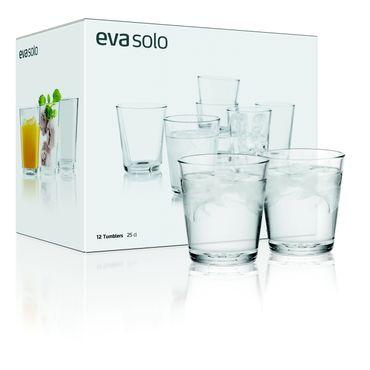 EvaSolo Gläser 25cl 12 Stück