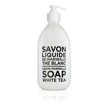 Liquid Marseille soap 500ml White Tea – Bild 1