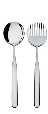 ALESSI Salatbesteck Collo-alto – Bild 1