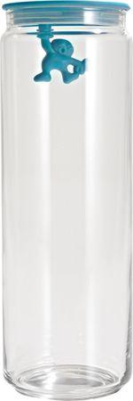 ALESSI Vorratsdose für Spagetti Gianni hellblau 30,5 cm – Bild 1