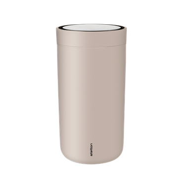 Stelton To Go Click 200 ml Kaffeebecher soft nude
