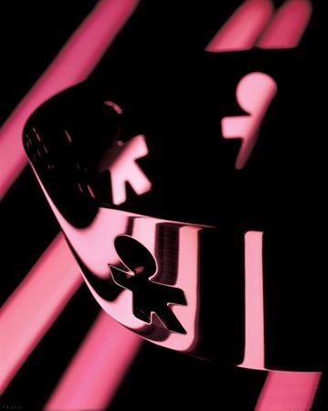 ALESSI Schale - Girotondo 18,1 cm schwarz – Bild 2
