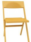 ALESSI Stuhl Piana gelb 001