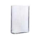 Nude Vase Mist Tall Clear