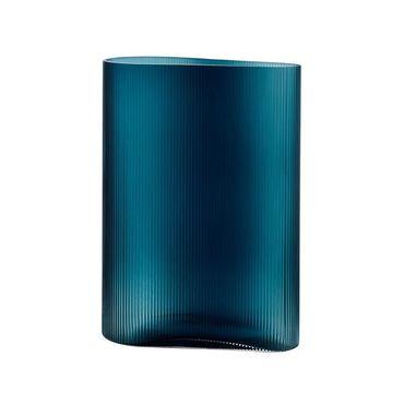 Nude Vase Mist Tall Petroleum Green – Bild 1