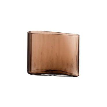 Nude Vase Mist Wide Caramel – Bild 1