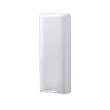 Nude Vase Layers Tall White – Bild 1