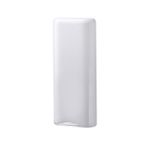 Nude Vase Layers Tall White