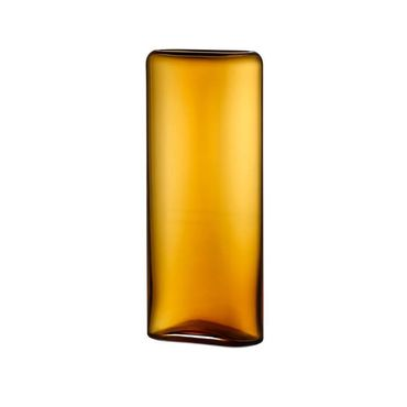 Nude Vase Layers Tall Amber – Bild 1