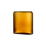 Nude Vase Layers Medium Amber