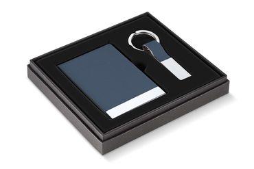TODD Business-Geschenkset blau