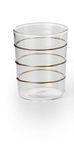 Polar Glas - stripes 001