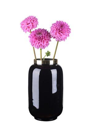 Saigon Vase -S- schwarz – Bild 2