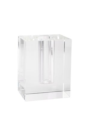 Dioptrics Vase -L- transparent