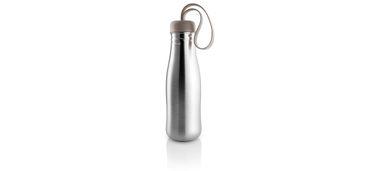 Trinkflasche 0,7l Warm Grey – Bild 1
