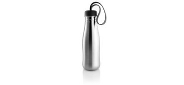 Trinkflasche 0,7l Black – Bild 1
