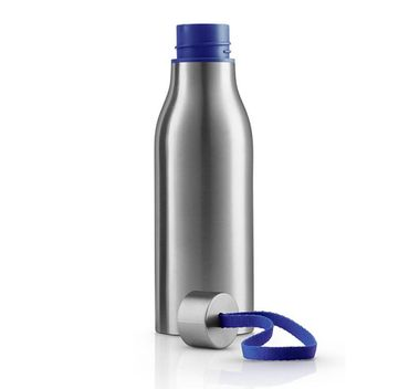 Thermoflasche 0,5l electric blue