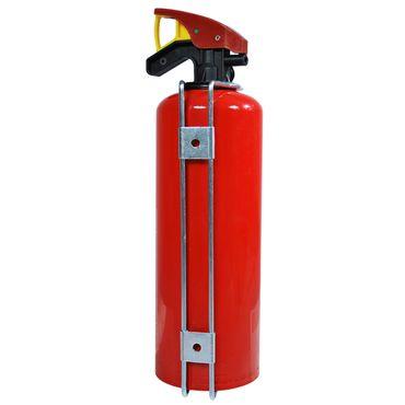 Feuerlöscher Pulverlöscher Autofeuerlöscher KFZ Auto Halterung 3x 1kg ABC 1LE A1 – Bild 5