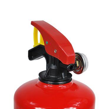 Feuerlöscher Pulverlöscher Pulver Halterung Manometer 4x 2kg ABC 2LE D2    – Bild 6