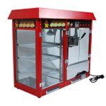 Prof Popcornmaschine XXL mit Regal ET-POP6A-D Popcorn Popcornautomat Kino Cinema 001