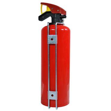 Feuerlöscher versch. Typen 1kg/2kg/5kg/6kg/6L ABC ABF B Pulverlöscher CO2 Schaum – Bild 10
