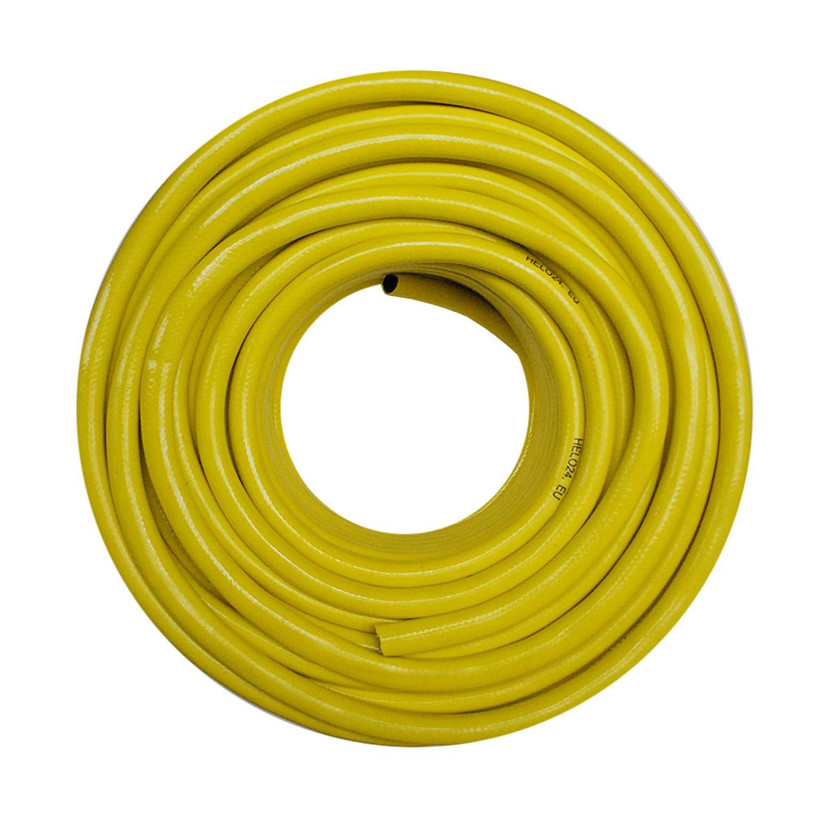 gartenschlauch wasserschlauch bew sserungsschlauch 50m 1 2 zoll gelb 0 47 m freizeit garten. Black Bedroom Furniture Sets. Home Design Ideas