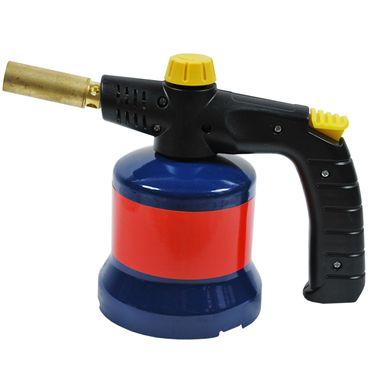 Butangasbrenner Handlötbrenner Gasbrenner Lötgerät Gaslöter Handbrenner Standard – Bild 1