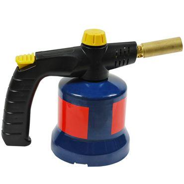 Butangasbrenner Handlötbrenner Gasbrenner Lötgerät Gaslöter Handbrenner Standard – Bild 2