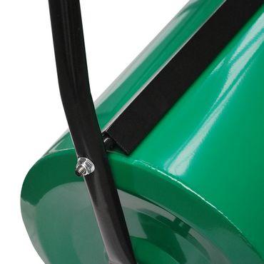 Rasenwalze  Handwalze Gartenwalze Ackerwalze Rasenroller Walze Metall 60 cm – Bild 5