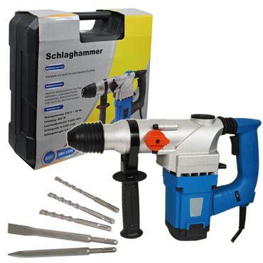 EBH-1500 Bohrhammer Schlaghammer Meisselhammer Bohrmaschine Schlagbohrmaschine – Bild 1
