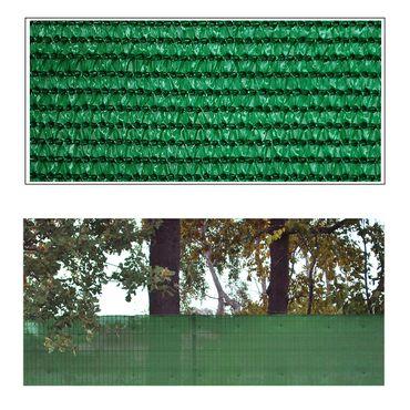 Sichtschutznetz Zaunblende Tennisblende Sichtschutz Windschutz – Bild 1