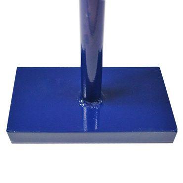 Betonstampfer 3,5kg Handstampfer Erdstampfer Bodenverdichter Stampfer 19x9cm M1 – Bild 2