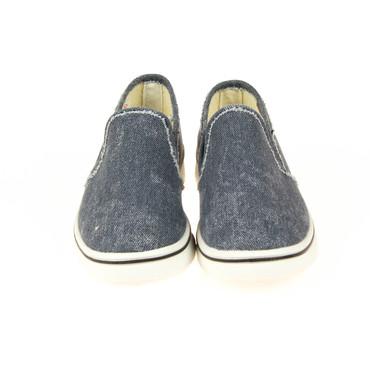 Lp Boys Kinder Sneaker Textil Blau – Bild 2