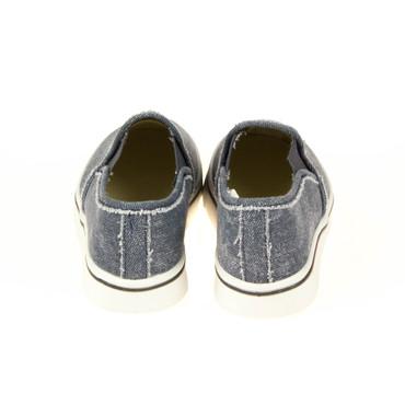 Lp Boys Kinder Sneaker Textil Blau – Bild 3
