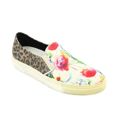 S.P.M. Damen Sneaker Blumenmuster (B-Ware) – Bild 1