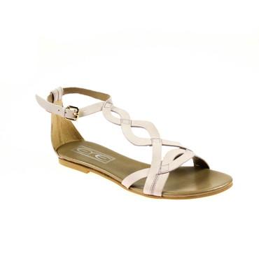 EYE Damen Sandale Leder Rosa – Bild 1