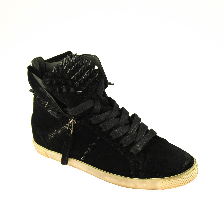 2.Wahl Kennel   Schmenger Damen Sneaker Leder Schwarz Gr.37   eBay e5790cddff