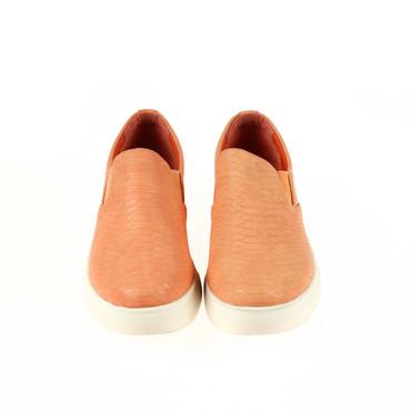 2.Wahl Yaya Damen Sneaker Slipper Koralle – Bild 2