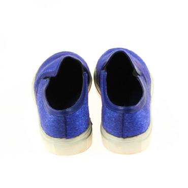 2.Wahl Miss Behave Damen Sneker Slipper Blau – Bild 3