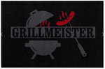 "BBQ Grillmatte ""Grillmeister Kugelgrill"" 001"