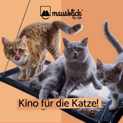 Katzen Hängematte