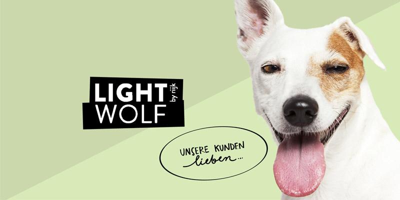 LIGHT WOLF by rii
