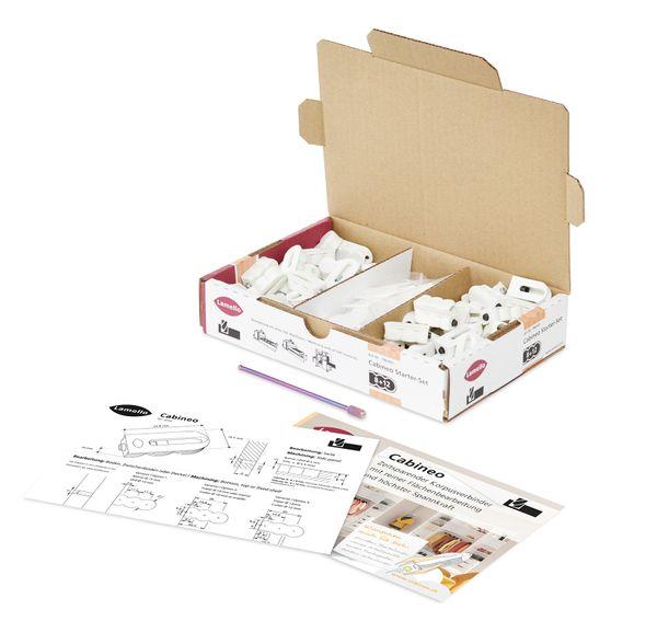 Cabineo Starterset (Karton mit 40 Stück)
