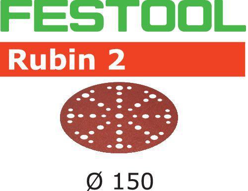 Schleifscheiben STF D150/48 P120 RU2/50